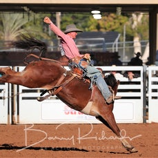 2nd Div Saddle Bronc - Saturday - Sect 4