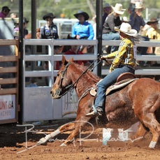 Open Barrel Race - Friday -  Sect 2 - Round 1