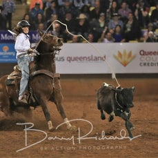Breakaway Roping - Saturday - Sect 5