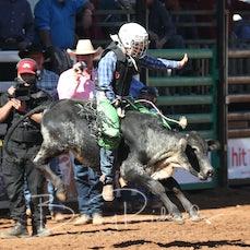 Poddy Calf Ride - Saturday - Final Section