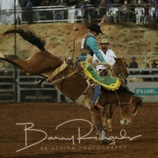 2nd Div Saddle Bronc - Saturday - Final