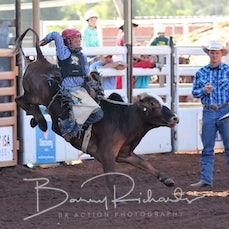 Junior Steer Ride - Saturday - Sect 3