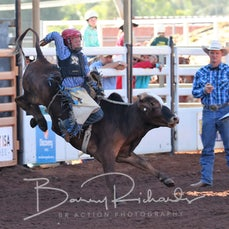 Junior Steer Ride - Saturday - Sect 3