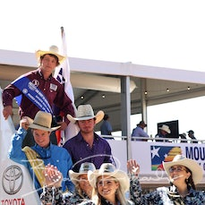 Junior Bull Ride - Saturday - Presentation