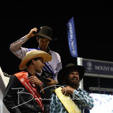 2nd Div Saddle Bronc - Saturday - Presentation