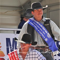 2nd Div Bull Ride - Sunday - Presentation