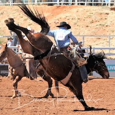 Open Saddle Bronc - Sunday - Final