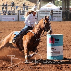 Open Barrel Race - Sunday -  Round 2 - Sect 4