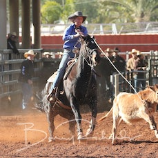 Breakaway Roping - Sunday - Final