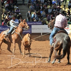 Team Roping - Sunday - Round 2 - Sect 4