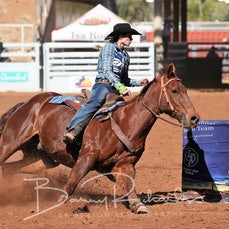 International Challenge Barrel Race