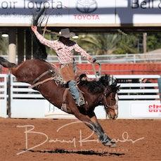 International Challenge - Open Saddle Bronc - 2018