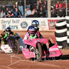 Cleave-Power Junior Sidecar Cup - Heat 1