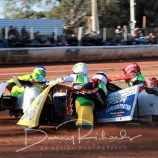 Cleave-Power Junior Sidecar Cup - Heat 2