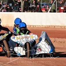 Cleave-Power Junior Sidecar Cup - Heat 3