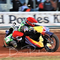 Event 16 - Sidecar Legends - LCR XTREME Frames - Heat 6