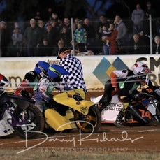 Cleave-Power Junior Sidecar Cup - Heat 6
