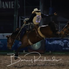 Rd 1 Open Saddle Bronc - Sect 2