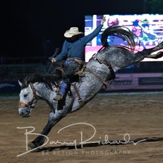 Rd 1 Open Saddle Bronc - Sect 1