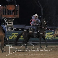 Rd 1 Team Roping - Sect 1