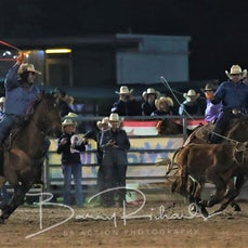 Team Roping - Thursday - Sect 2
