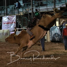 Rd 1 Open Bull Ride - Sect 1