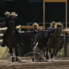 Rd 2 Steer Wrestling - Sect 1