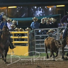 Rd 2 Team Roping - Sect 1