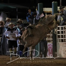 Rd 2 Open Bull Ride - Sect 1