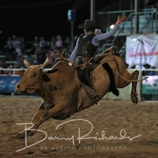 Rd 3 Open Bull Ride - Sect 2