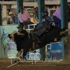 Rd 3 Open Bull Ride - Sect 1