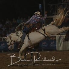 Rd 4 Open Saddle Bronc - Sect 1