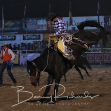 Rd 4 Open Saddle Bronc - Sect 2