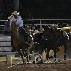 Rd 4 Steer Wrestling - Sect 1