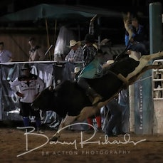 Rd 4 Open Bull Ride - Sect 1