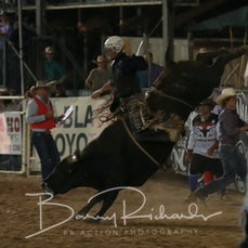 Rd 4 Open Bull Ride - Sect 2