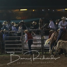 Rd 4 Team Roping - Sect 1