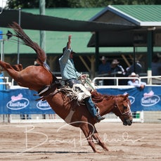 2nd Div Saddle Bronc - Saturday - Sect 1