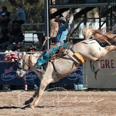 2nd Div Saddle Bronc - Saturday - Sect 2