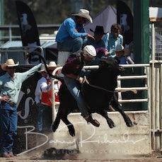 Junior Steer Ride - Saturday - Sect 1