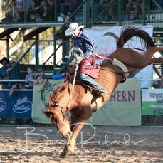 2nd Div Saddle Bronc - Saturday - Feature