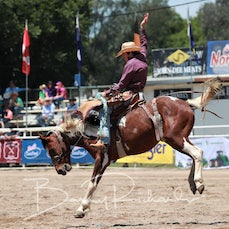 2nd Div Saddle Bronc - Sunday - Sect 4