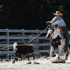 Breakaway Roping - +20 Foot Jackpot - Winner Take All