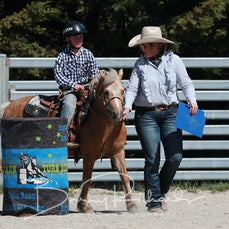 SCRC Kids Day - Barrel Race - Nov 2018