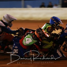 Cleave-Power Junior Sidecar Cup - Heat 8