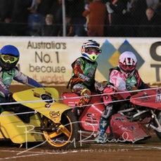 Cleave-Power Junior Sidecar Cup - Heat 10