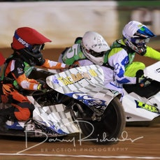 Cleave-Power Junior Sidecar Cup - Heat 11