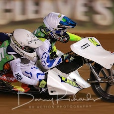 Cleave-Power Junior Sidecar Cup - Heat 12