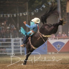 Myrtleford Rodeo 2018 - Open Bareback - Sect 1