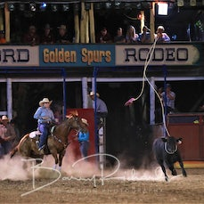 Myrtleford Rodeo 2018 - Breakaway Roping - Sect 2